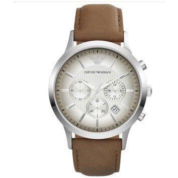 Armani 時尚系列AR2471 石英男錶 時尚手錶款 三眼特別設計 手錶 新北市