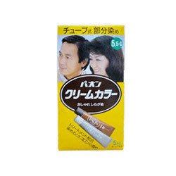 日本進口寶王 PAON 染髮劑
