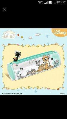 全新 7 11 廸士尼 Disney 小鹿斑比 童夢隨行 6號