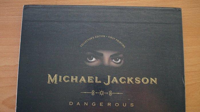 麥可傑克森(Michael Jackson)-危險專輯 3D 限量珍藏版