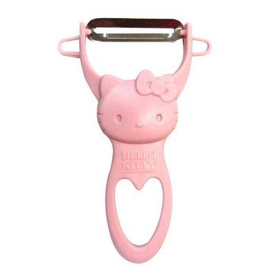 *愛焙烘焙* kitty削皮器 KT 凱蒂貓 刨刀 刮皮刀 廚房用品 蔬菜 水果
