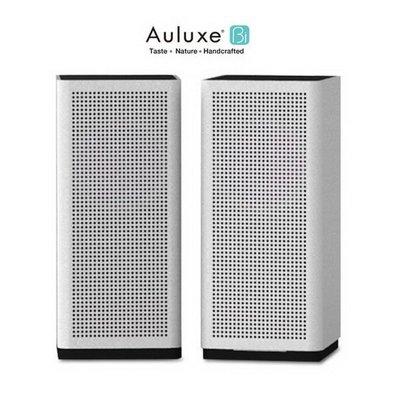 AULUXE S1二件式高級藍牙音箱 支援藍牙 NFC快連功能 觸碰面板 迷陣式回音管設計