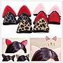 貓耳朵髮夾髮飾 聖誕節 跨年 尾牙 表演道具...