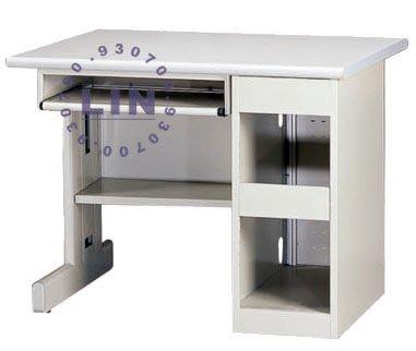 【品特優家具倉儲】◎5511-06電腦桌防盜式905電腦桌