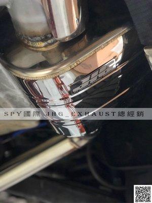 SPY國際 JHG_Exhaust 賓士W204 W205 W212 W207 W213 排氣管