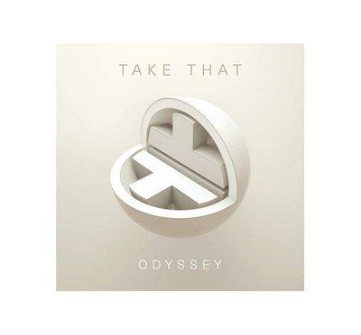 合友唱片 面交 自取 接招合唱團 Take That / 奧德賽之旅 新歌+精選 Odyssey (2CD)