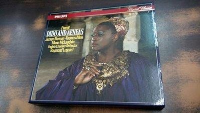 好音悅 Jessye Norman 潔西 諾曼 Purcell Dido and Aeneas Philips 德版