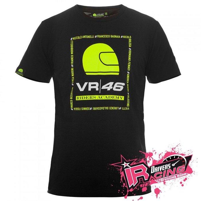♚賽車手的試衣間♚ VR46 Rossi VR46 Riders Academy T恤