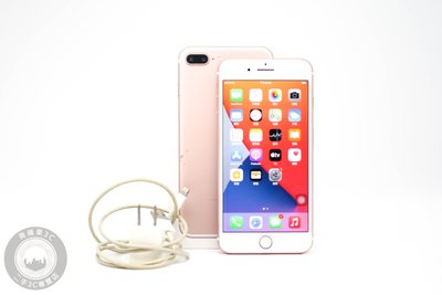 【高雄青蘋果3C】Apple iPhone 7 Plus 128GB 128G 玫瑰金 5.5吋 #58869