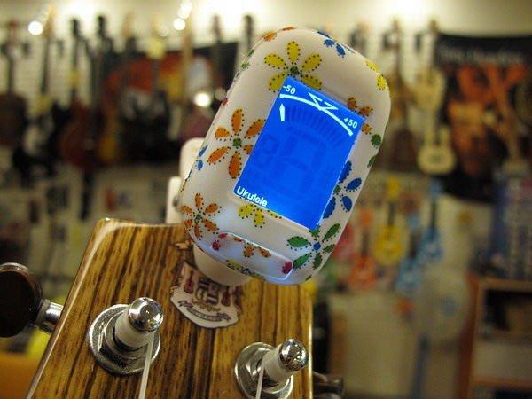 ☆ 唐尼樂器︵☆ Rowin LT-36 Ukulele 烏克麗麗/木吉他/電吉他/電貝斯/小提琴夾式調音器