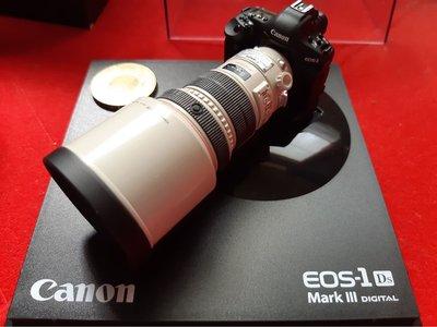 珍藏出清~CANON相機限量版模型 EOS-1Ds Mark III 1Ds+EF200/2L~NTD2,800元含運