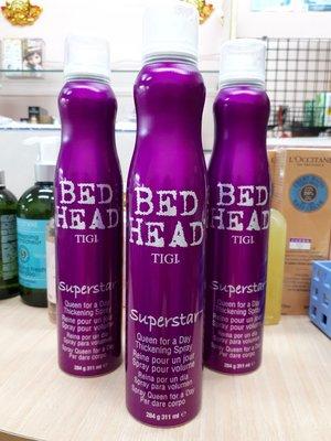 ☆哈哈奇異果☆ TIGI BED HEAD 超級巨星 311ml (提碁公司貨)