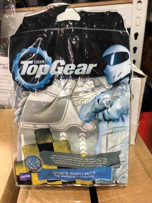 『油工廠』Top Gear Stig's Wash Mitt 史提格 洗車手套 泡泡手套 珊瑚絨 海綿