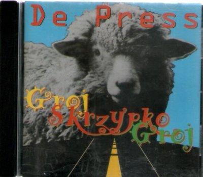 *新尚* DE PRESS/GROJ SKRZYPKO GROJ 二手品-F239