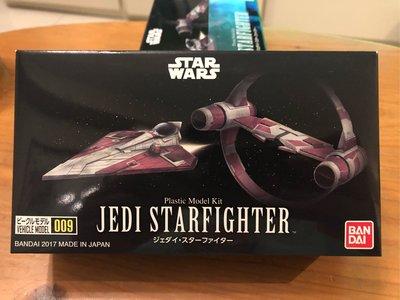星球大戰(STAR WARS)-Jedi Starfigter(全新)(袖珍版)連地台 - 1 盒