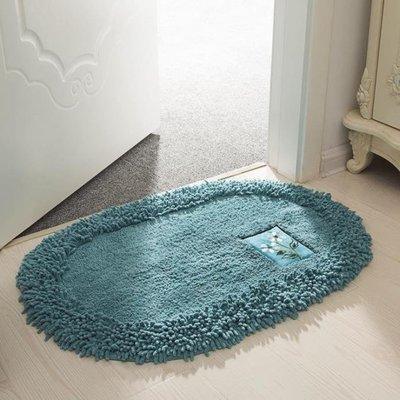 衛生間地毯 衛生間地墊門墊進門門口門廳地毯腳墊衛浴廁所浴室防滑墊防水防霉  igo海淘吧/海淘吧/最低價DFS0564
