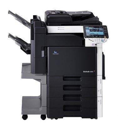 【小智】租售KONICA C253 多功能影印機(A3/中文/影印/傳真/列印/掃瞄/雙面/網卡/自動送稿/手送)