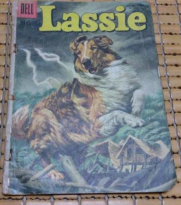 不二書店 早期 lassie 英文漫畫
