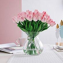 〖洋碼頭〗鬱金香絹花假花仿真花室內花瓶裝飾擺件茶几餐桌客廳花束花藝擺設 ybj121