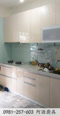 源廚具工廠直營 石英石廚具 小套房廚具 人造石檯面 強化烤漆玻璃 電器收納櫃 系統廚具 不鏽鋼廚具 西班牙賽麗石 廚具