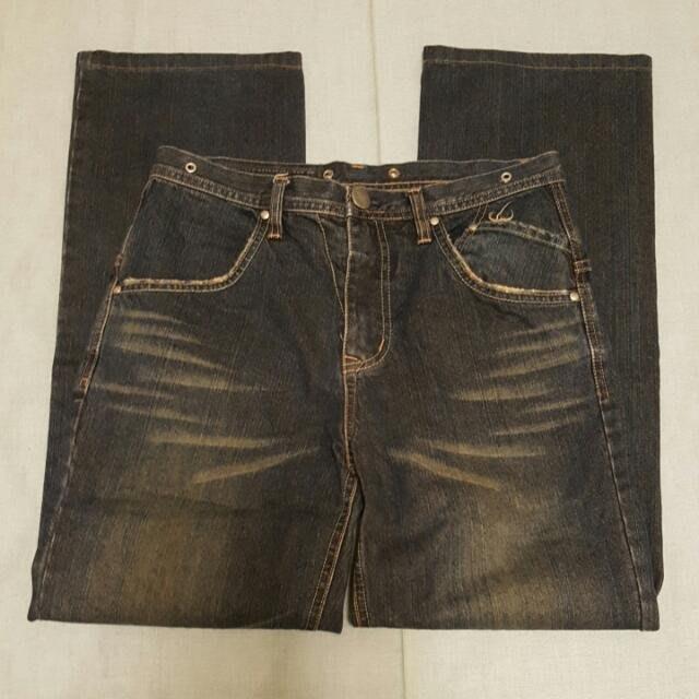 STOCKTON男牛仔褲