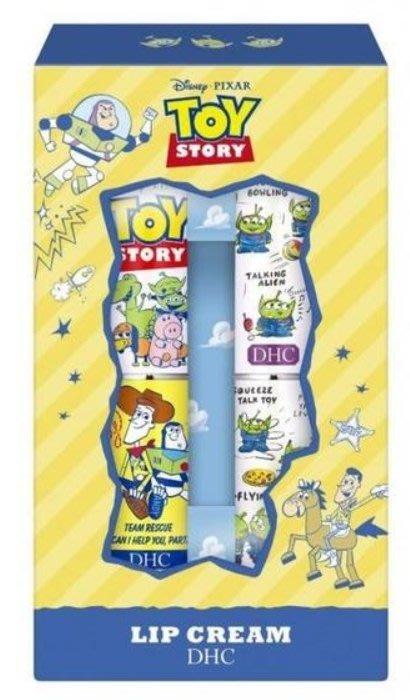 【現貨】DHCXDISNEY 護唇膏 玩具總動員兩入組【4511413527375】訂單成立後 🚚24h內⏰出