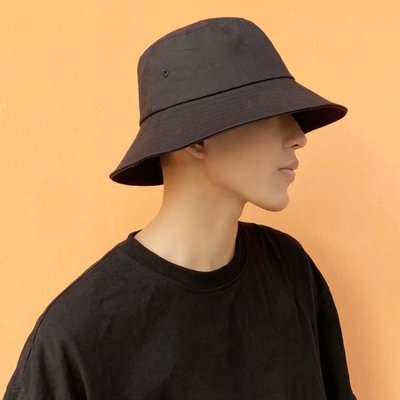 【免運】大檐帽子男夏款漁夫帽日系潮牌嘻哈ins百搭大頭圍太陽防曬遮陽帽  SHLS22107