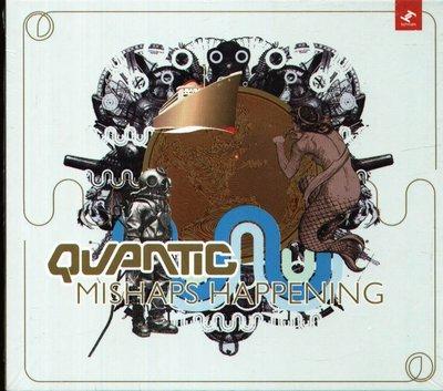 K - Quantic - Mishaps Happening -  NEW