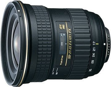 Tokina 17-35mm f4 AT-X PRO FX 【立福公司貨二年保固】 for Canon