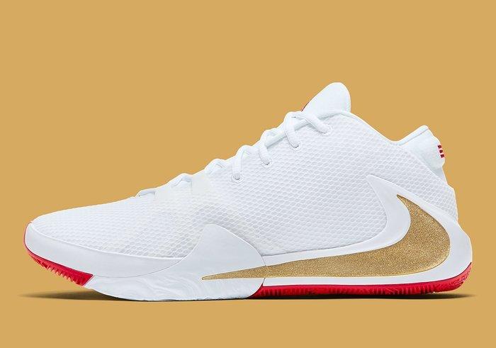 【美國鞋校】預購 Nike Zoom Freak 1 Roses BQ5422-100