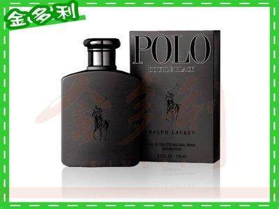 【金多利美妝】Ralph Lauren Polo Double Black 雙黑馬球男香 7ml NT$229