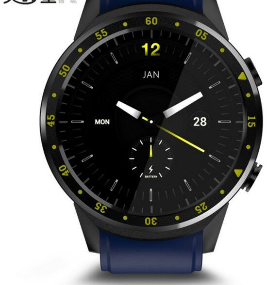 F1智慧手錶GPS+北斗定位心率監測海拔氣壓戶外電話手錶