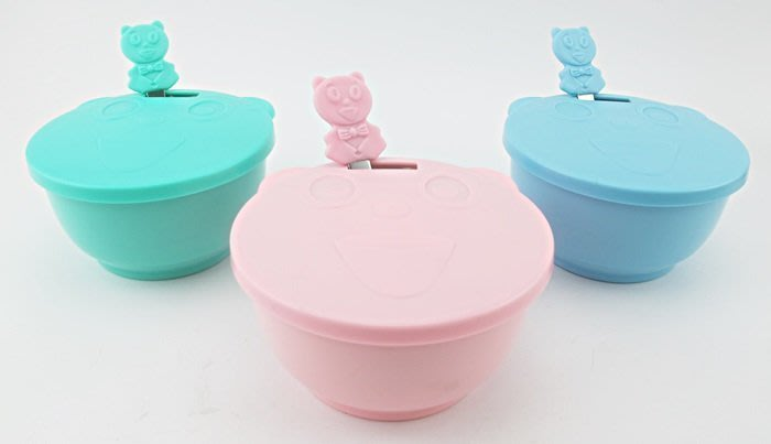 [宅大網] 7AAAAA 隔熱兒童碗 含蓋+匙 歐岱不鏽鋼隔熱兒童碗 廚具 餐具 午餐 便當 臺灣製造