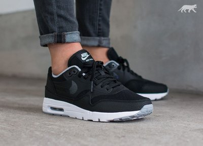 S.G NIKE W AIR MAX 90 ULTRA ESSENTIAL 黑白 女鞋 724981-007 苗栗縣