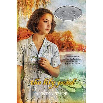 莉莉家的池塘 英文 The Lily Pond 分級閱讀 兒童文學小說 猶太人姐妹的避難經歷 740L