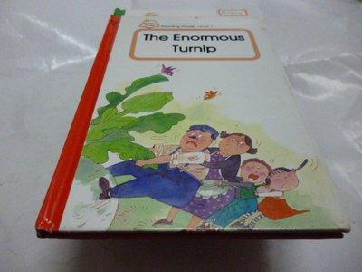 此無500免運/崇倫《The Enormous Turnip 》(精裝繪本/敦煌書局)》   位置:5-5 [捆/鑫]