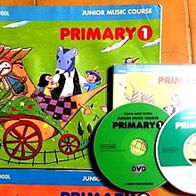 YAMAHA 鋼琴教材(幼兒班) 課本1冊(附CD.DVD)