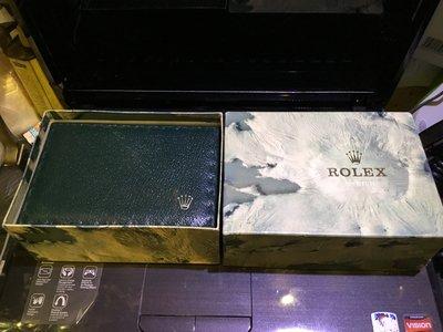 舊裝勞力士深潛16600包括雙單紅字1665極品表盒
