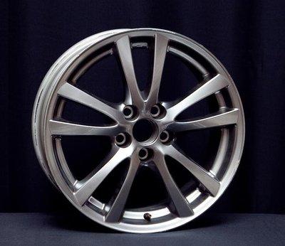 【益和輪胎】5孔114.3 18吋 中古鋁圈,適用LEXUS IS250 GS300 TOYOTA CAMRY
