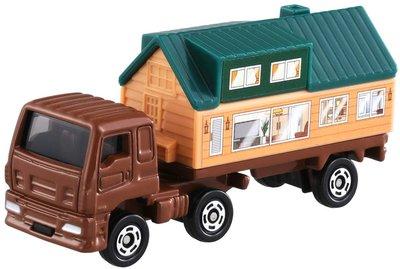 TOMICA#89 TM089拖車屋 移動車屋_10244 日本TOMY多美小汽車 永和小人國玩具店