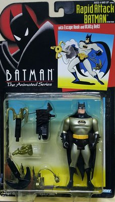 全新 KENNER BATMAN 蝙蝠俠 RAPID ATTACK BATMAN