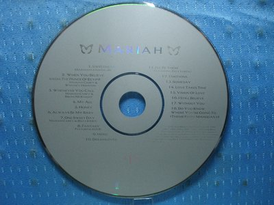 [無殼光碟]AK  Mariah Carey #1's [Import Bonus Tracks]