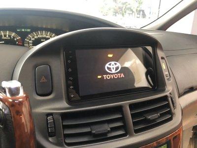 豐田通用型 Android 安卓主機 電容屏 wifi 2DIN 7吋無碟機 導航螢幕主機/ 藍芽/ GPS/ WIFI/ 鏡頭 高雄市
