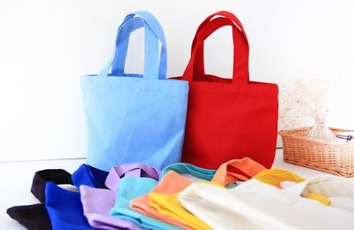 ✨玩物宮殿✨無印風純色帆布包 小方包 托特包 手提包 便當包 帆布小包 運動包 小包包