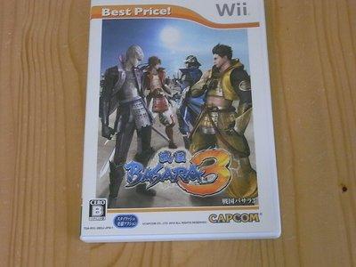 【小蕙館】Wii ~ 戰國 BASARA3 (純日BEST版)