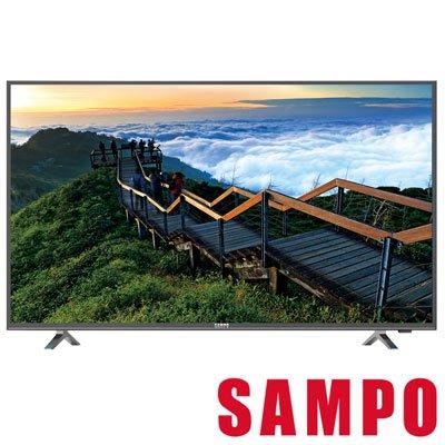 【免卡分期】SAMPO聲寶 65型 4K UHD聯網液晶顯示器 EM-49ZT30D 非sony 國際
