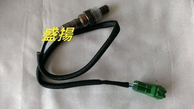 盛揚 鈴木 SUZUKI SWIFT 1.5 05- 後段含氧感知器 O2 日本新品 4線 63cm