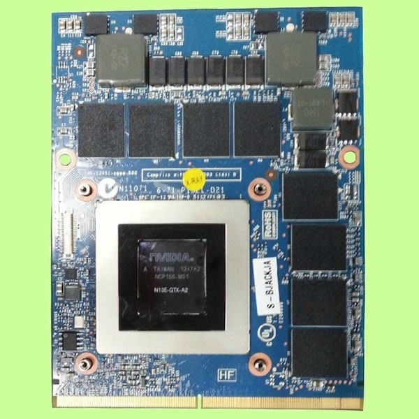 5Cgo【代購】nVIDIA客製GTX顯卡680M/GTX680M DDR5 MXM 3.0地球人p150 p170含稅