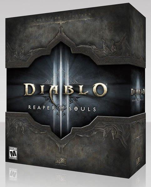 【傳說企業社】PCGAME-DIABLO 3:Reaper of Souls 暗黑破壞神3奪魂之鐮資料片典藏版(中文版)
