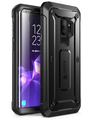 小花精品店-美國三星S9Plus手機殼S9保護套S9+三防全包自帶保護膜防摔